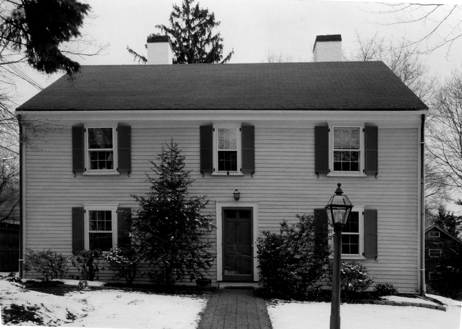 Abraham Hill House BLM 195