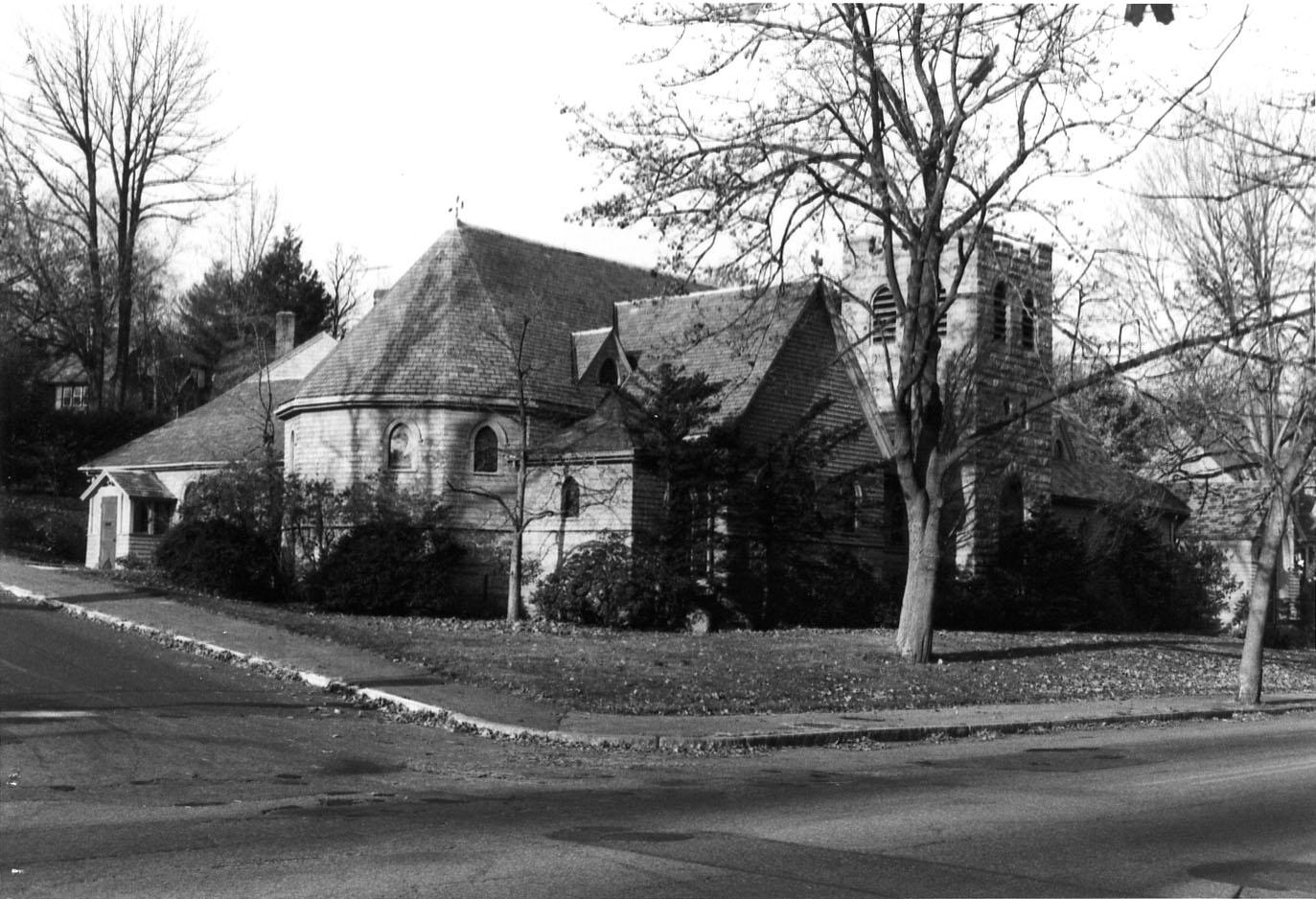 All Saints Church BLM 118