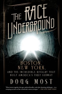 """Book Cover: The Race Underground"""""""