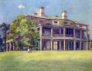 John Cushing House
