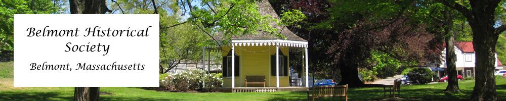 Belmont Historical Society