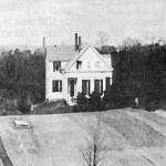 The Heustis farm in 1910