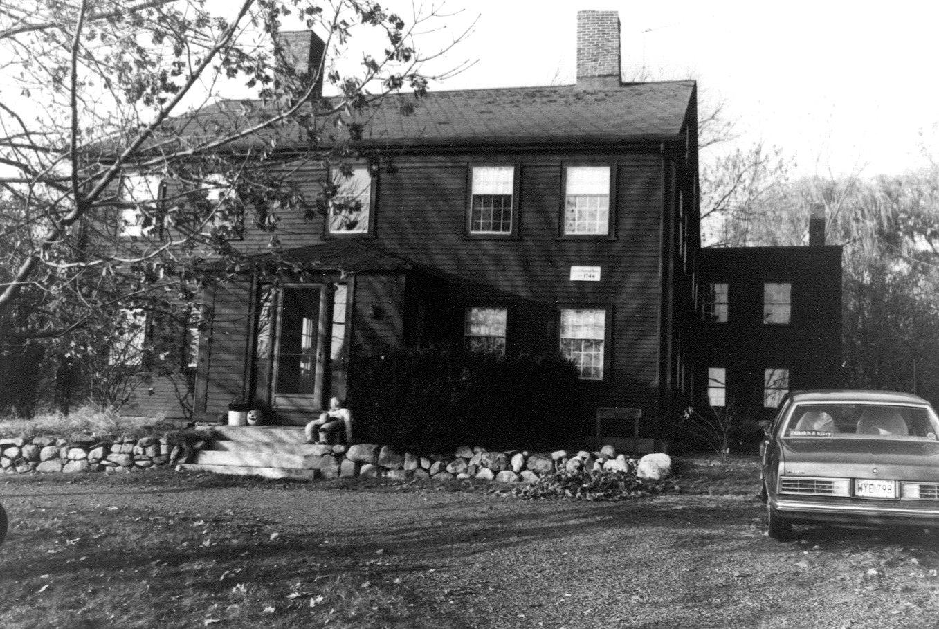 Josiah Shattuck House BLM 239