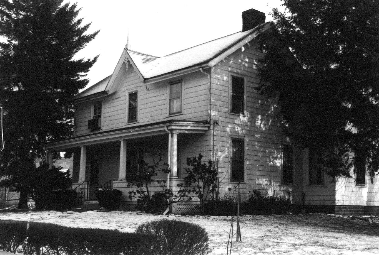 Rev. Daniel Butler House BLM 80