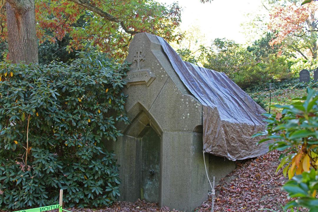 John Cushing's Tomb