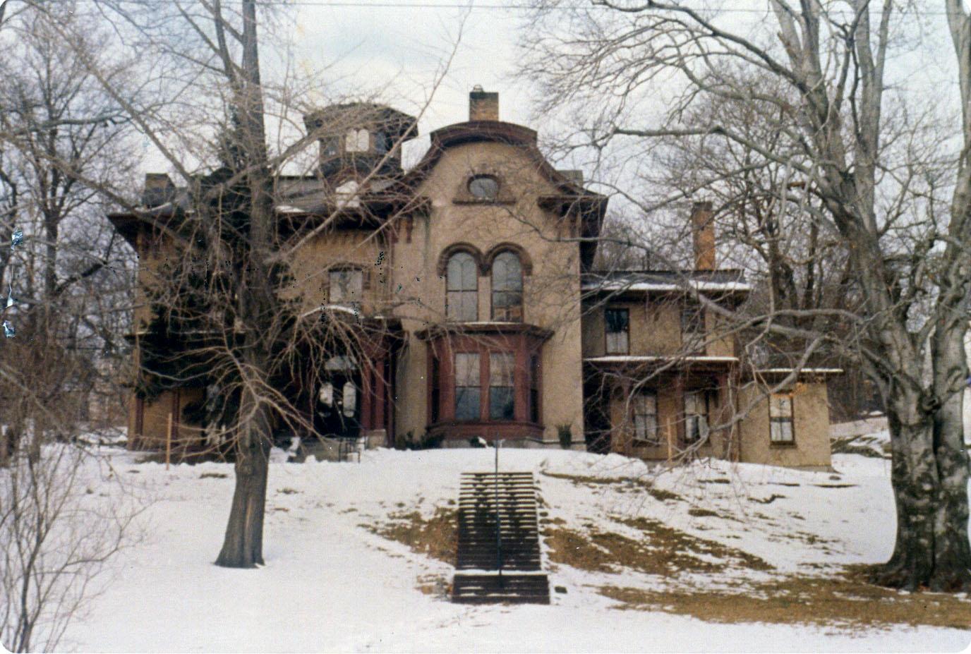 William Flagg Homer House BLM 209
